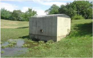 Detention Basin Outlet Structure
